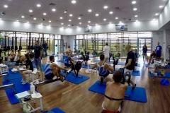 Κέντρο Υψηλού Αθλητισμού - Κοντά στους αθλητές Κωπηλασίας - Ιούνιος 2018-1