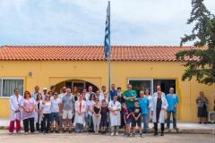 Κινητές Ιατρκές Μονάδες - Τήλος - Μάιος 2018 - 2