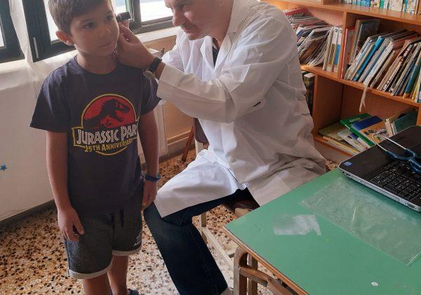 Κινητές Ιατρικές Μονάδες: Σεπτέμβριος – Άγιος Ευστράτιος
