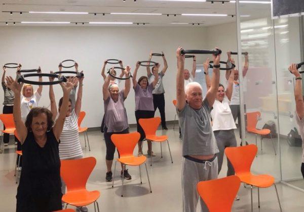 Η άσκηση αναστρέφει δραστικά το φαινόμενο της γήρανσης – Συνέντευξη Π. Χαλβατσιώτη
