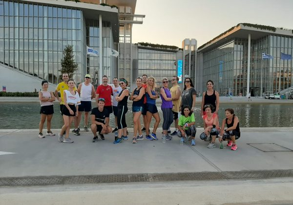#SNFCC Running Team