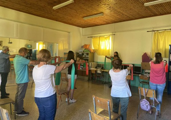 Θεραπευτική Άσκηση στη Γρανίτσα στο πλαίσιο των Κινητών Ιατρικών Μονάδων
