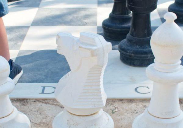 Γνωριμία με το σκάκι στο ΚΠΙΣΝ