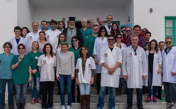 Οι Κινητές Ιατρικές Μονάδες συμμετέχουν στην Εθνική Εκστρατεία Εμβολιασμού με πρώτο σταθμό την Κω   28-31.05.21